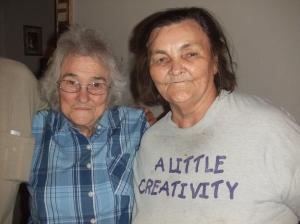Grannie Sammie & Mamaw